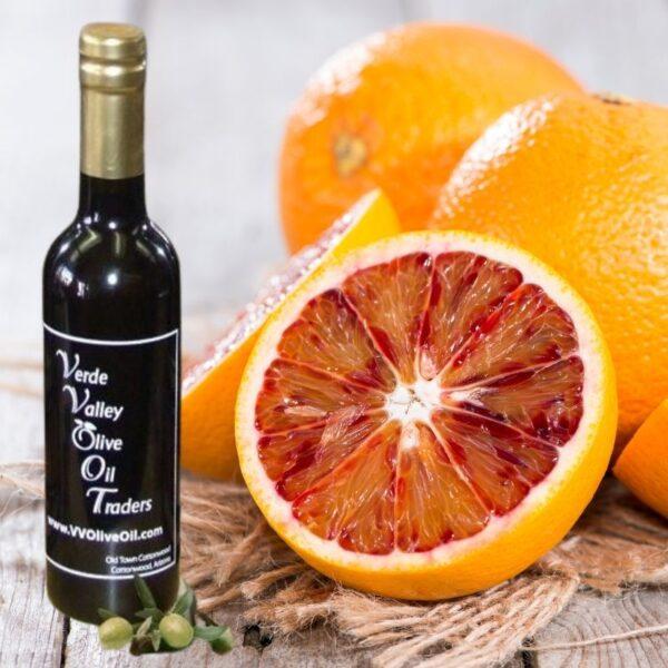 Blood Orange Agrumato Olive Oil Whole Fruit Fused